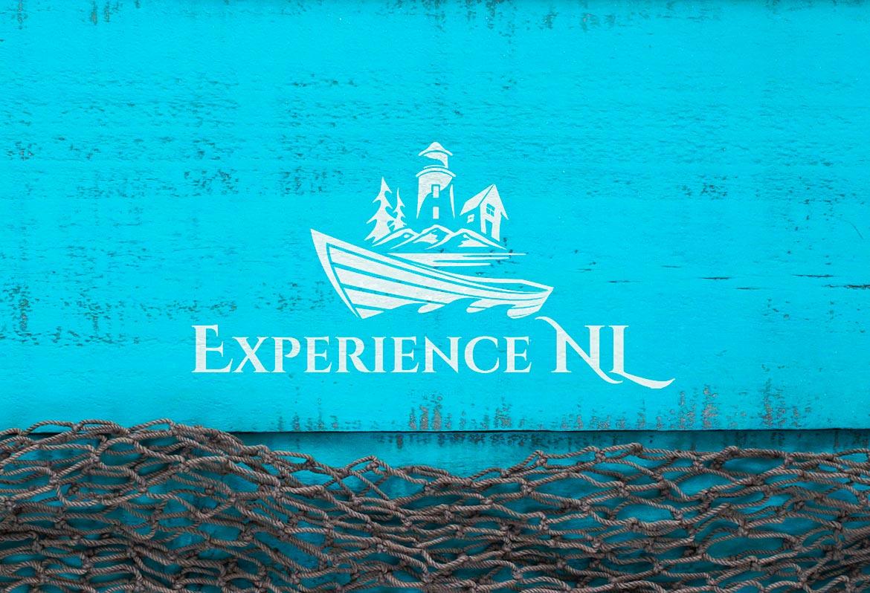 NL logo design portfolio