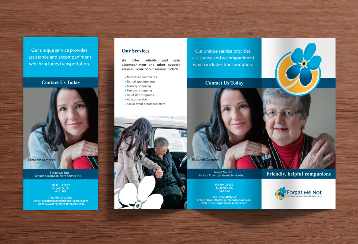 Healthcare Brochure Design NL