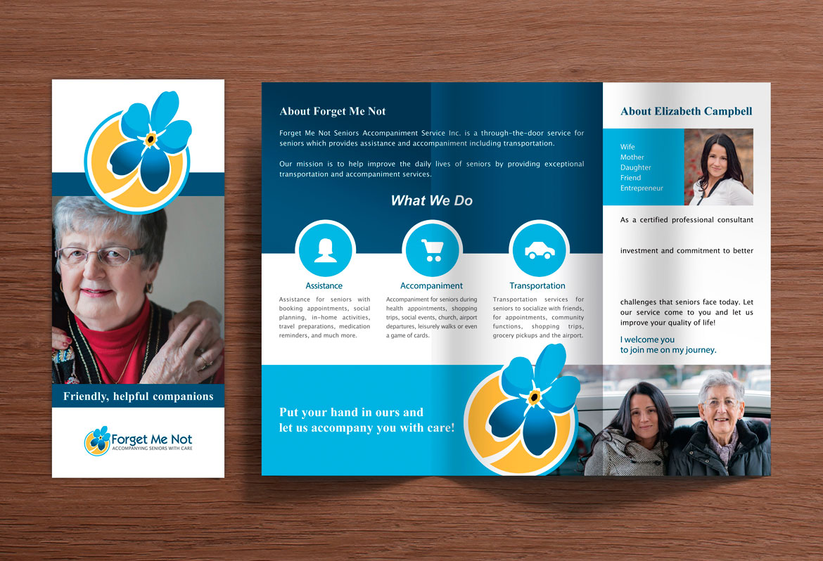 Healthcare Brochure Design Newfoundland