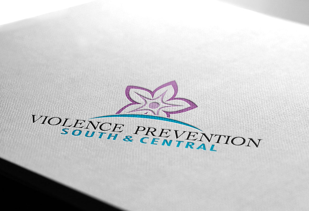 violence prevention logo design portfolio Newfoundland