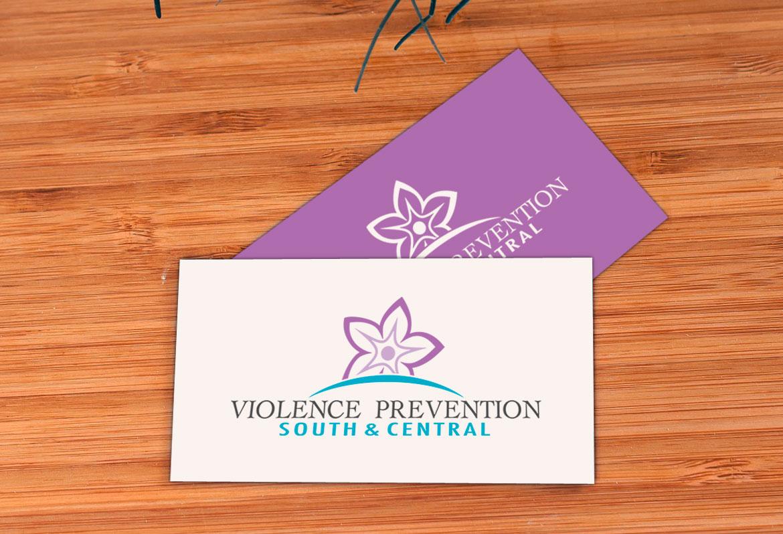violence prevention logo design portfolio Newfoundland