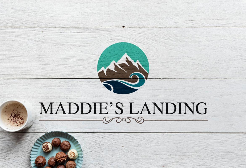 Newfoundland motel logo design