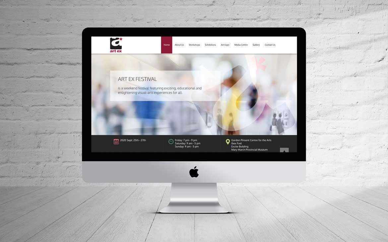 Newfoundland website design NL web design portfolio