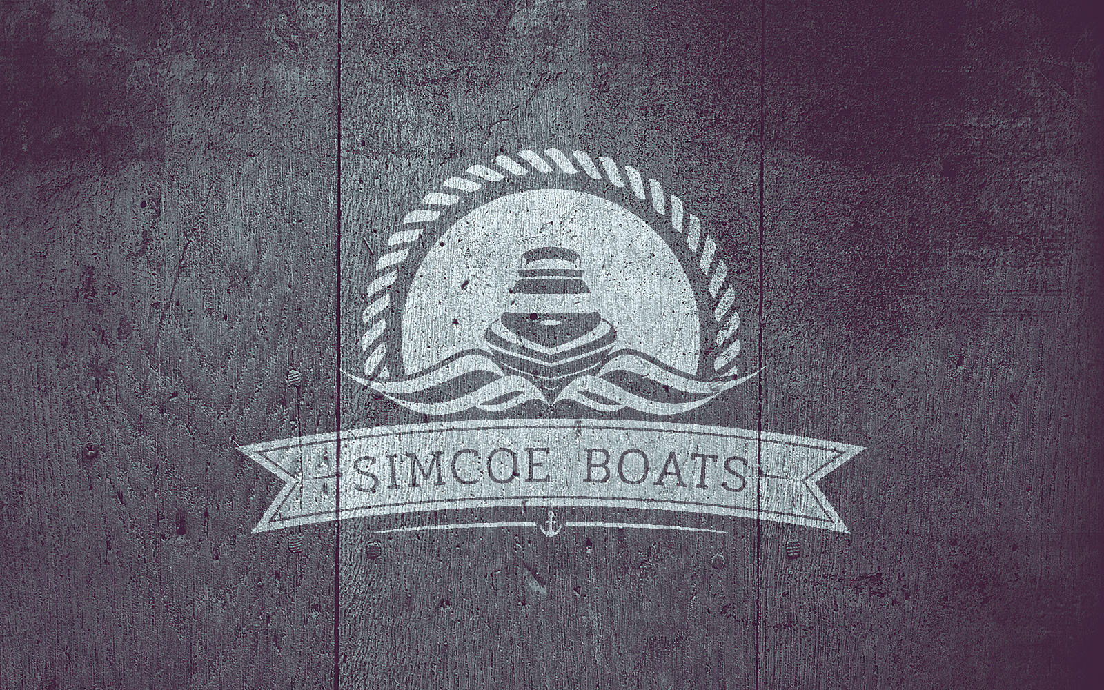 Nautical logo design Boat Sales Ontario
