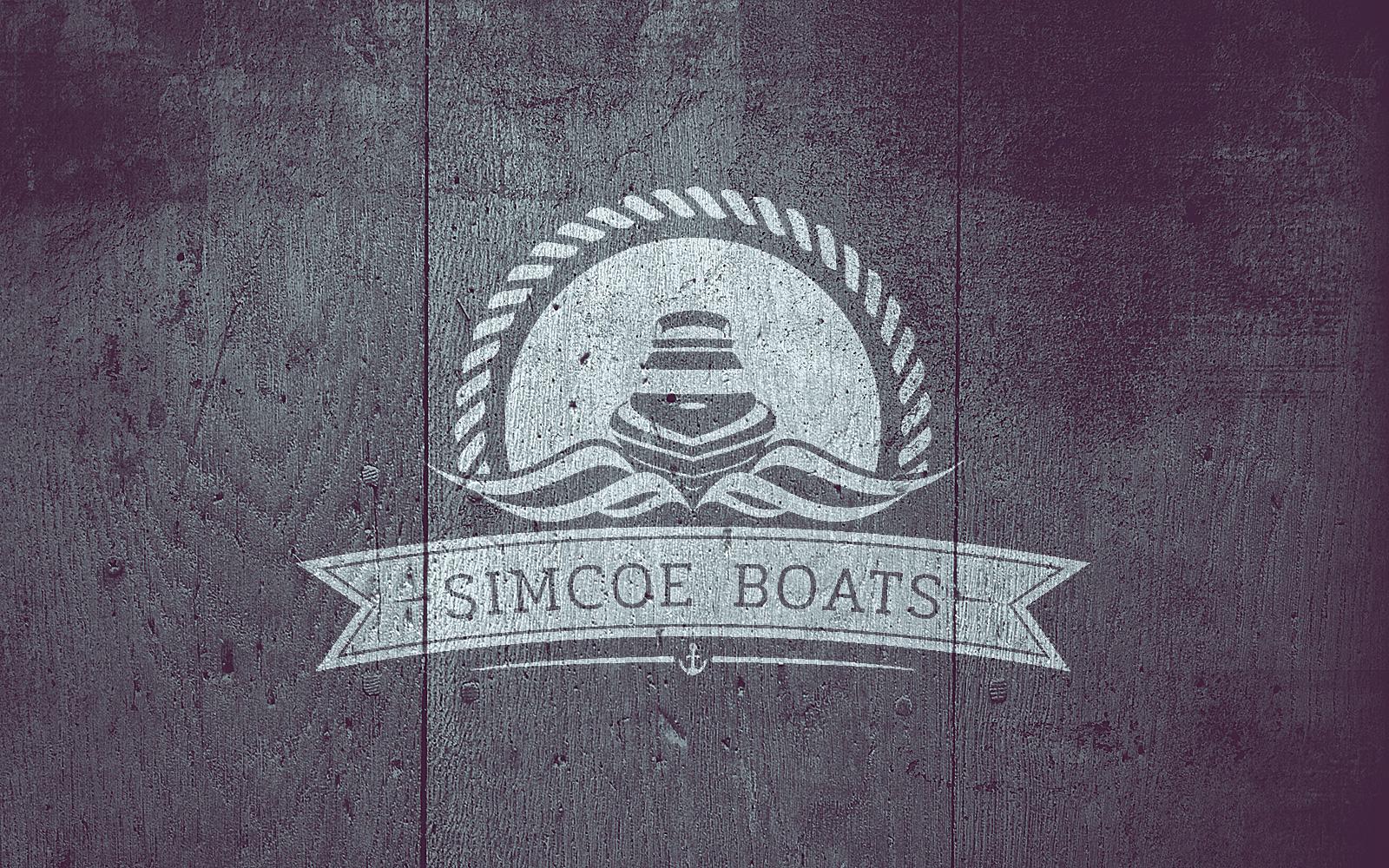 Nautical logo design Boat Sales Ontario