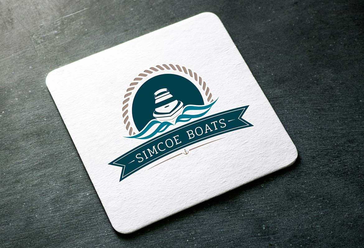 Boat Sales & Brokerage Logo Design Ontario