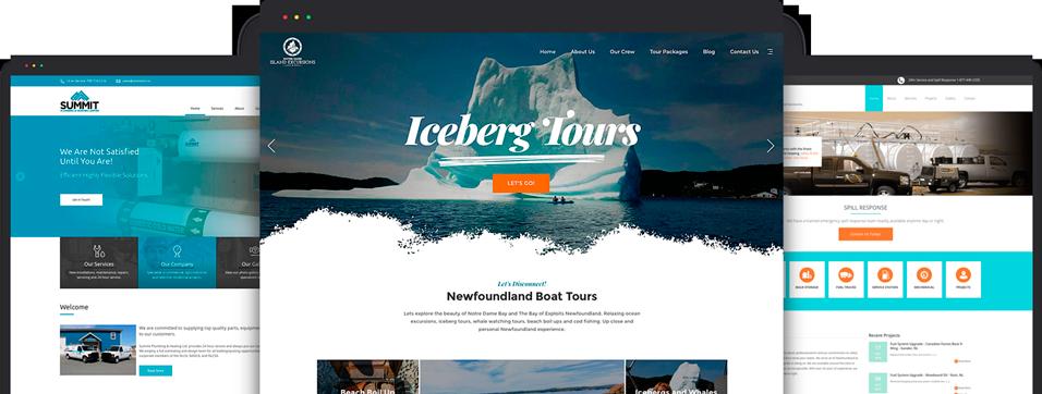 mobile ready website design NL