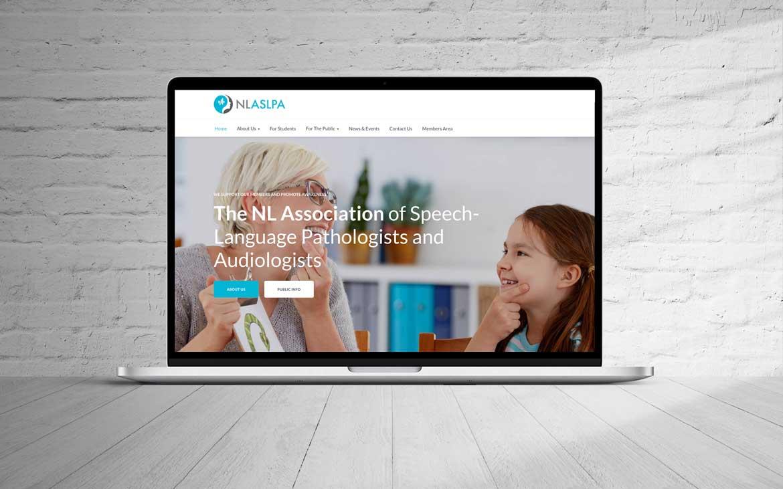 Newfoundland website design NL web designer portfolio