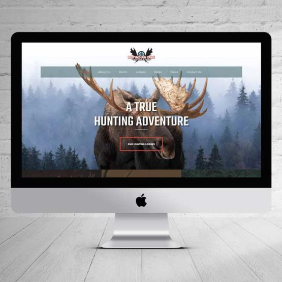 Newfoundland web design NL website design portfolio
